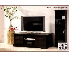 1a Direktimport Mexico Kolonialstil Lowboard TV-Tisch Couchtisch