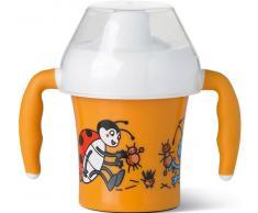 EMSA Kindergeschirr ANTON ANT Trinklernbecher, 0,20 Liter  Trinklernbecher (509102)