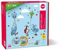 EMSA Kindergeschirr Starter-Set ANTON ANT 6-teilig  Starter-Set (509107)