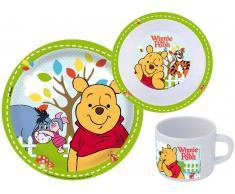 p:os Winnie the Pooh Set  Woodland Frühstücksset (68934)