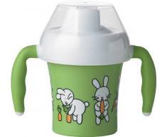 EMSA Kindergeschirr FARM FAMILY Trinklernbecher, 0,20 Liter  Trinklernbecher (509091)
