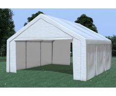 Stabilezelte Partyzelt Pavillon 5x6m Modular Pro PE wasserdicht weiß