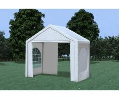 Stabilezelte Partyzelt Pavillon 3x2m Modular Pro PE wasserdicht weiß