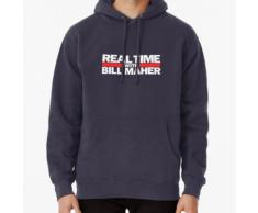 Real time with Bill Maher mug Hoodie (Pullover)