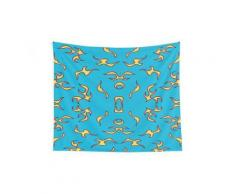 blue flame Wall Tapestry
