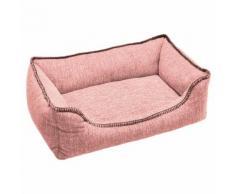 Hunter Hundesofa Lomma rosa, Größe: M