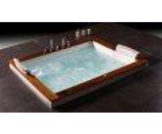 Wellgems luxus Whirlwanne Whirlpool Badewanne von Wellgems U262A