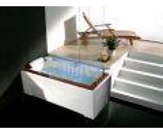 Wellgems Whirlwanne Whirlpool Badewanne von Wellgems U2605L