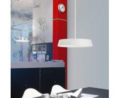 belux koi neo Multisens LED Pendelleuchte mit Bewegungsmelder 4000K Ø 57.6 H: 100 cm, weiß KOI30-15-8040-MS, EEK: A+