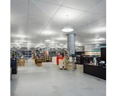 belux koi neo Multisens LED Pendelleuchte mit Bewegungsmelder 4000K Ø 57.6 H: 100 cm, chrom KOI30-12-8040-MS, EEK: A+