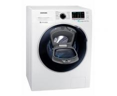 Waschtrockner WD81K5A00OW / EG 'AddWash' (8 Kg Waschen, 4,5 Kg Trocknen, 1400 U/min, A)