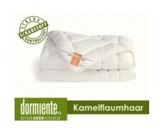 Dormiente Luxor Kamelflaumhaar Natur Bettdecken Deluxe 200x200 cm 2400g