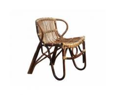 SIT Rattan Vintage Stuhl 5321-04 Rattan ungeschält