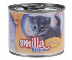 Smilla Kitten Starterset mit Kuschelbett und Plüschmaus - 9-teilig