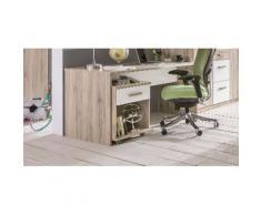WIMEX Schreibtisch Tropea - Schreibtisch Kinder - Eiche