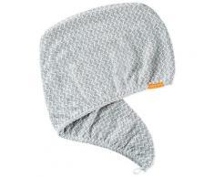 Aquis Handtücher Rapid Dry Hair Turban Handtuch