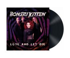 Bonsai Kitten Love and let die LP - multicolor