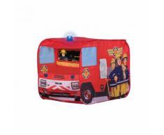 Spielzelt Feuerwehrauto Sam