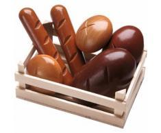 HABA Kaufladen-Set Brot und Brötchen, bunt