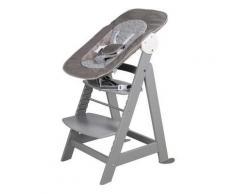 Roba® Hochstuhl »Treppenhochstuhl 2-in-1 Set Miffy, Born Up« mit Neugeborenen-Aufsatz