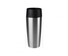 Tefal Travel Mug Reisebecher 360ml silber K3080114