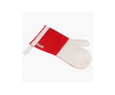 Le Creuset Grillhandschuh Rot / Beige 95000800600000