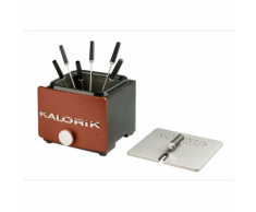 Team Kalorik Fondue - Mini-Fritteuse Braun TKG FT 22 FO AZ