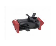 Nouvel 303835 Elektrogrill 2 Person(en) Schwarz, Rot