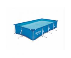 Bestway Steel Pro Aufstellpool PVC 400x211x81cm 56405