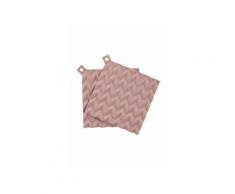 Stelton RIG-TIG HOLD-ON Topflappen 2 Stück rosa Z00208-1