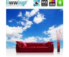 "liwwing (R) Vlies Fototapete ""No. 154""   Vliestapete Himmel Wolken Blau Romantisch Urlaub liwwing (R) 200x140cm - Vlies PREMIUM PLUS"