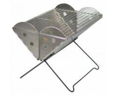 UCO - Grill- und Feuerschale - Trockenbrennstoffkocher Gr S grau