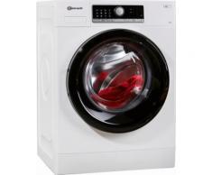 BAUKNECHT Waschmaschine WM Style 824 ZEN, Fassungsvermögen: 8 kg, Energieeffizienzklasse: A+++