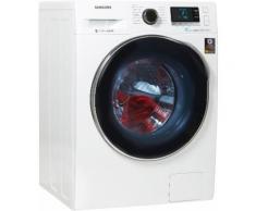 Waschtrockner WD6000 WD80J6A00AW/EG, Fassungsvermögen: 0.8 kg, weiß, Energieeffizienzklasse: A, Samsung