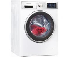 Waschtrockner, Fassungsvermögen: 9 kg, weiß, Energieeffizienzklasse: A (Skala A++ bis E), Hanseatic