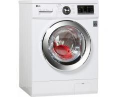 Waschtrockner F 14G6 TDM2NH, Fassungsvermögen: 8 kg, weiß, Energieeffizienzklasse: A, LG