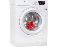 Waschmaschine LAVAMAT L6FB54480, Fassungsvermögen: 8 kg, weiß, Energieeffizienzklasse: A+++, AEG