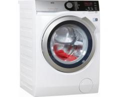 Waschmaschine LAVAMAT L7FE76695, Fassungsvermögen: 9 kg, weiß, Energieeffizienzklasse: A+++, AEG