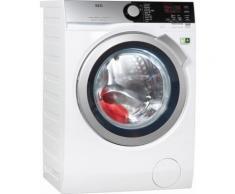 Waschmaschine LAVAMAT L8FE76695, Fassungsvermögen: 9 kg, weiß, Energieeffizienzklasse: A+++, AEG