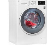 Waschtrockner F 14WD 85EN0, weiß, Energieeffizienzklasse: A, LG