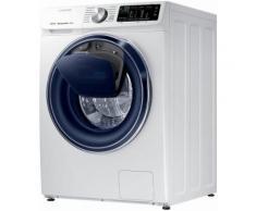 Waschmaschine QuickDrive AddWash WW6800 WW8EM642OPW/EG, Fassungsvermögen: 8 kg, weiß, Energieeffizienzklasse: A+++, Samsung