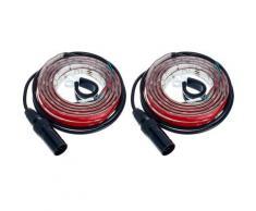 """Drumlite DL-1618D 18"""" LED Stripe Dual"""