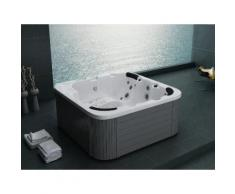 Whirlpool silber Outdoor SANREMO