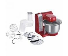 Küchenmaschine MUM48R1, rot/silber