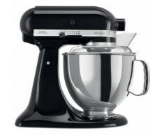 Küchenmaschine Artisan 5KSM175PSEOB, onyx schwarz