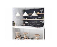 Bilderwelten Selbstklebende Tafelfolie - Kreidetafel »Kreidetafel Küche«