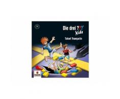 Sony CD Die drei ??? Kids 71 - Tatort Trampolin