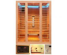 HOME DELUXE Infrarotkabine »Redsun L Deluxe«, 153x110x190 cm
