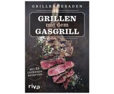 Broschiertes Buch »Grillen mit dem Gasgrill«
