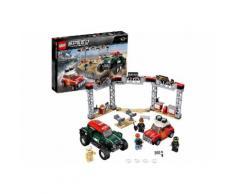 LEGO® Konstruktionsspielsteine »Rallyeauto 1967 Mini Cooper S und Buggy 2018 Mini John Cooper Works (75894), LEGO® Speed Champions«, (481 St)